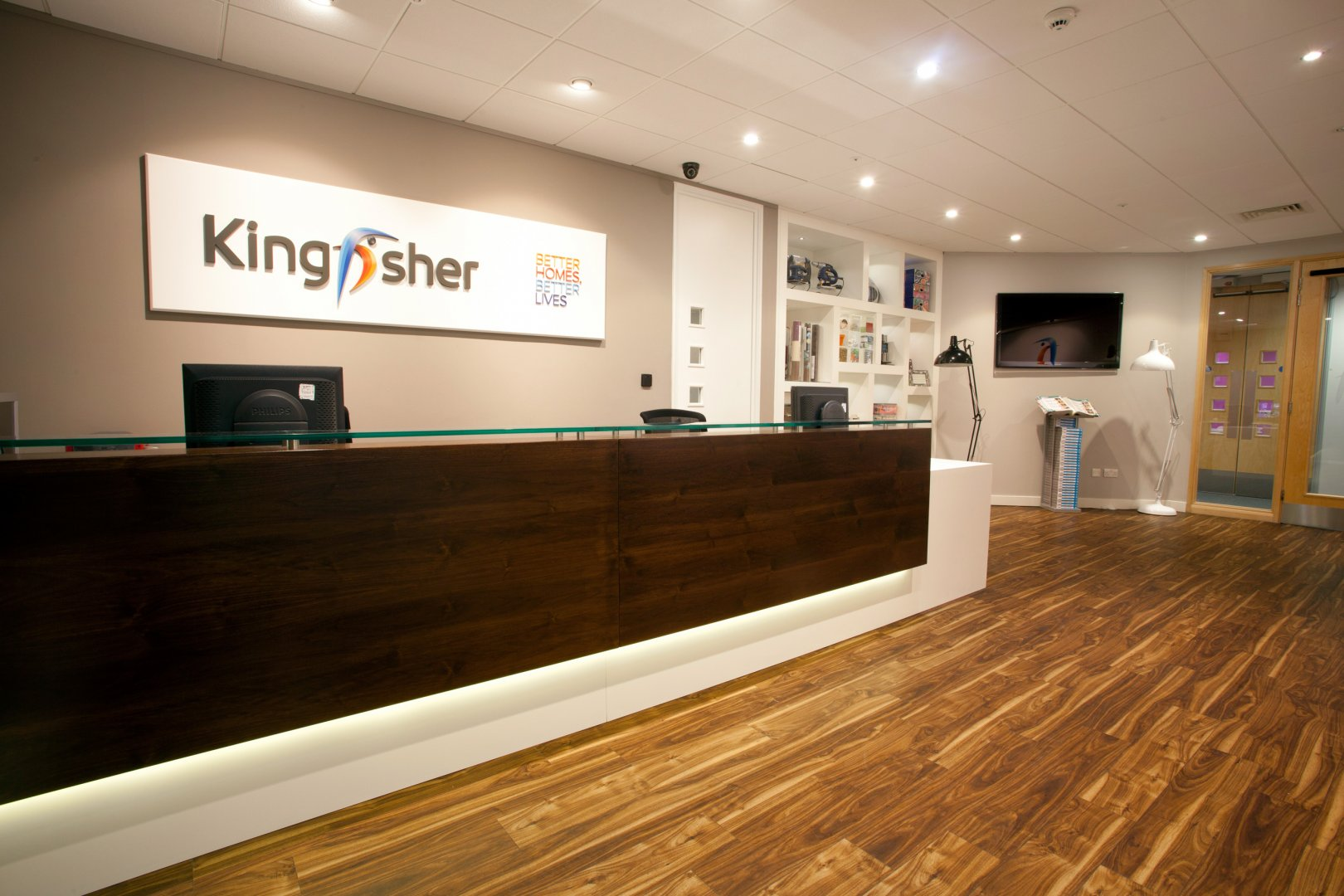 Kingfisher plc lateral concepts - Selfridges head office telephone number ...